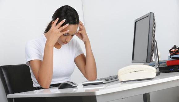 PROTEJA SUS OJOS. La computadora puede hacerle daño. (USI)