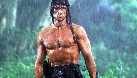 Sylvester Stallone no será Rambo en serie de TV que se alista. (Internet)