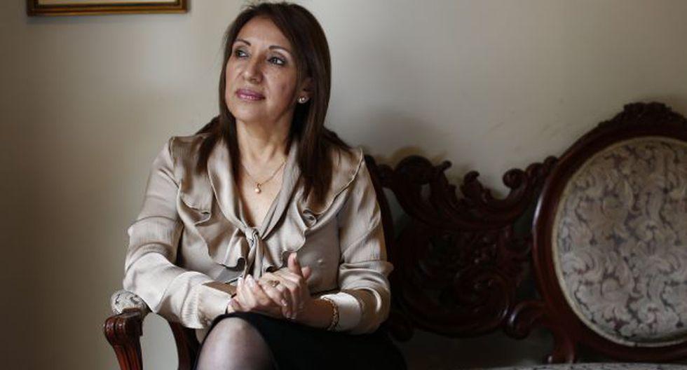 """""""Ya pedimos la opinión del Ministerio de Justicia, y lo que falta es la de Julia Príncipe"""", dijo Miguel Torres"""". (Perú21)"""
