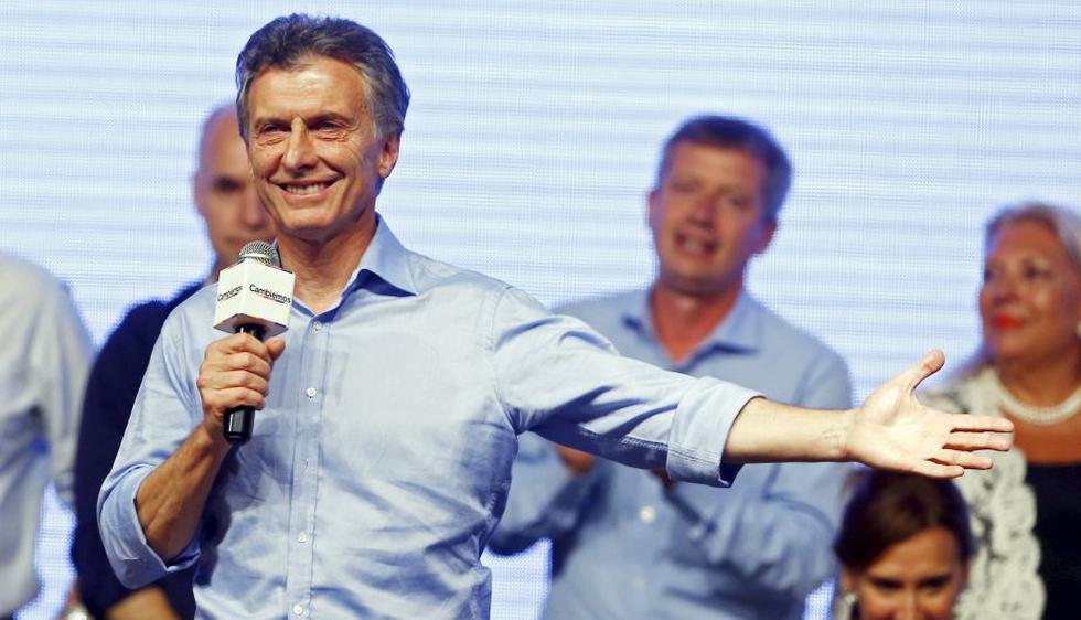 Mauricio Macri: Así se vivió el triunfo del presidente electo de Argentina. (EFE)