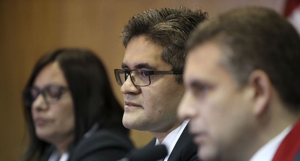 José Domingo Pérez es miembro del equipo especial de la Fiscalía. (Perú21)