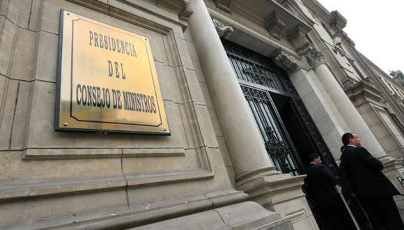 PCM excluyó de concurso público a coautor del crimen de Hugo Bustíos. (Andina)
