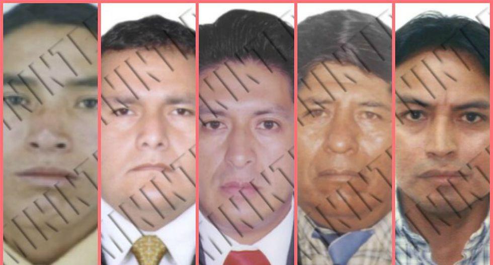 'Los más buscados': Cinco feminicidas son buscados urgentemente por la Policía Nacional. (Mininter)