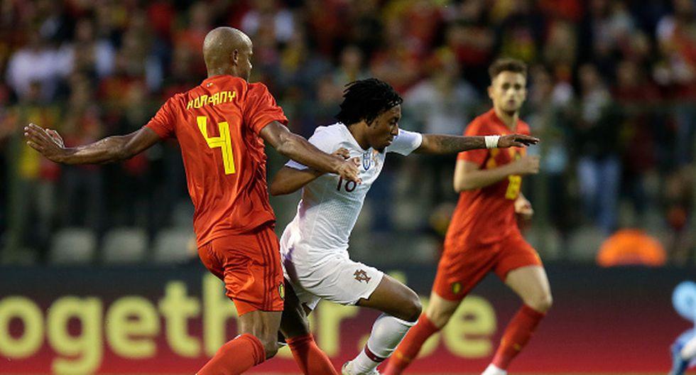 """""""Debo decir que estoy preocupado. Es un golpe duro que nadie merece"""", destacó el seleccionador belga. (GETTY IMAGES)"""