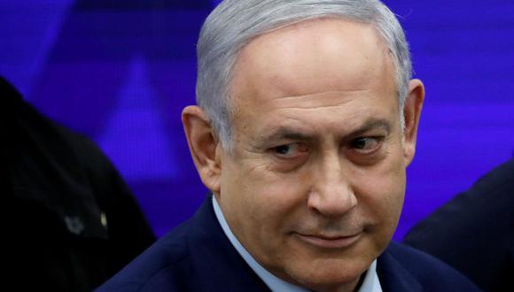 Netanyahu, de 69 años, es de todos los primeros ministros de Israel el único en haber nacido tras la creación en mayo de 1948 del Estado. (Foto: Reuters)