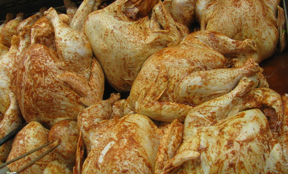 Los envíos de carne de pavo sumaron US$ 1.82 millones. (Foto: Adex)