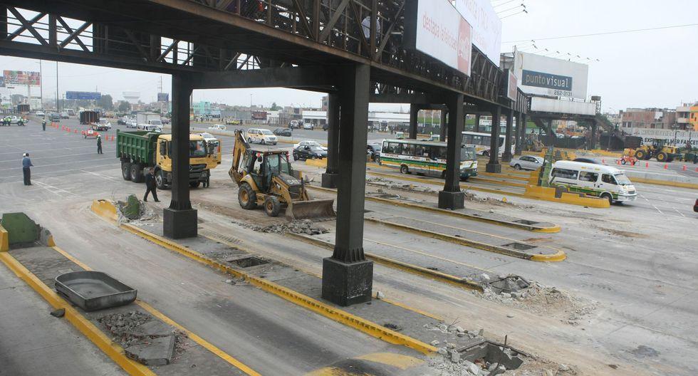 FOTO 5 | En siguiente lugar se ubica el laudo con Convial Callao, sobre la declaración de caducidad del contrato de concesión de los peajes en la avenida Elmer Faucett, por el cual el Perú recibió US$ 2.11 millones. (Foto: Andina)
