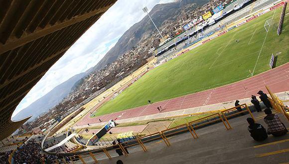 El estadio de Huancayo tiene capacidad para 17 mil personas. (USI)