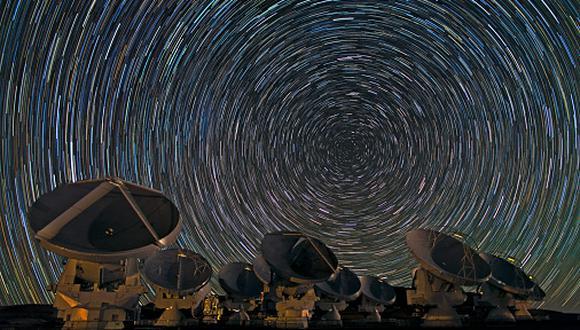 Misteriosas señales de radio provenientes de una lejana galaxia sorprenden a los científicos ¿extraterrestres? (Getty)