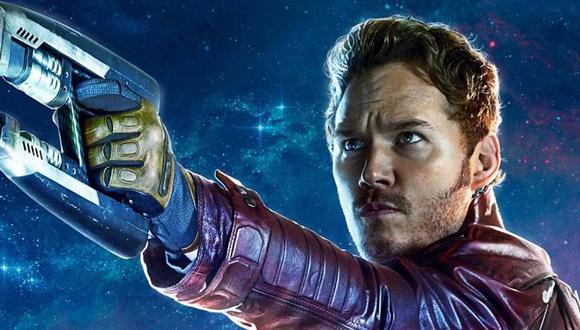 Star-Lord es interpretado por Chris Pratt en las películas de Marvel (Foto: Marvel)