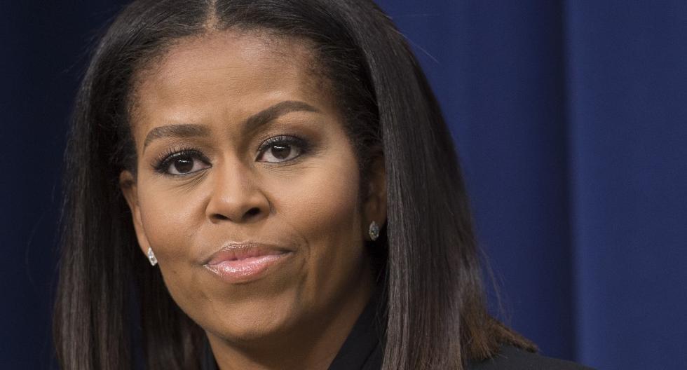 Imagen de la exprimera dama de Estados Unidos, Michelle Obama. (SAUL LOEB / AFP).