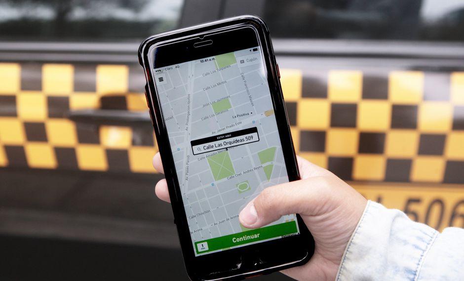Indecopi identificó que las empresas no verificaron la revisión de antecedentes de los conductores, récord del conductor, etc. (Foto: GEC)