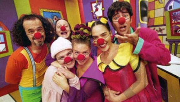 'Pataclaun' llevó a la pantalla chica a Carlos Alcántara, Gonzalo Torres, Wendy Ramos, Johana San Miguel, Carlos Carlín y Monserrat Brugué. (Foto: USI)