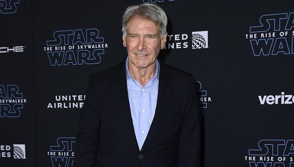 Harrison Ford alza su voz de protesta desde México y critica la política migratoria de Estados Unidos. (Foto: AFP)