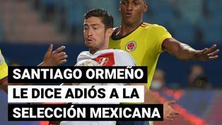 Santiago Ormeño debuta en Copa América y ya no podrá jugar con México
