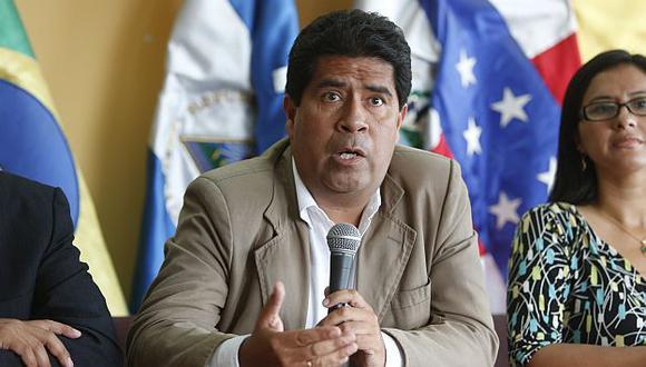 """Narcoindultos: Para dirigente aprista no se debe pedir perdón, solo reconocer los """"errores"""". (Mario Zapata)"""