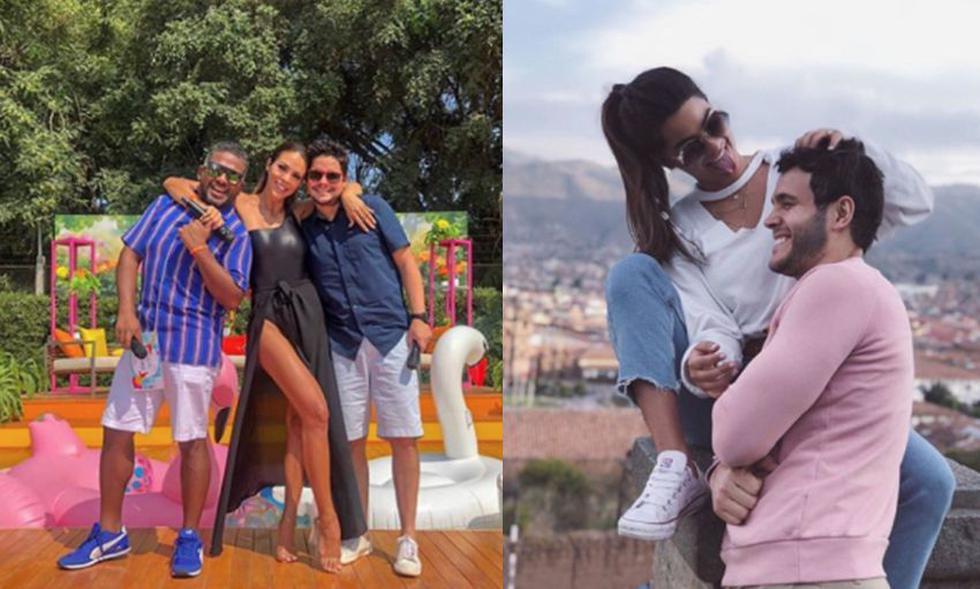 Ivanna y Mario irrivaren (Foto: Instagram)