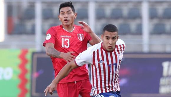 Dylan Caro disputó el Sudamericano Sub 20, ahora será jugador de Alianza Lima. (Foto: Facebook Selección Peruana)