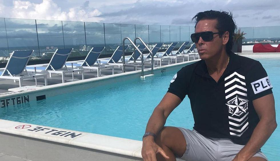 Roberto Palazuelos, polémico actor y examigo de Luis Miguel, lanzó el primer tráiler de su serie en MTV. (Foto: robertopalazuelosbadeaux)