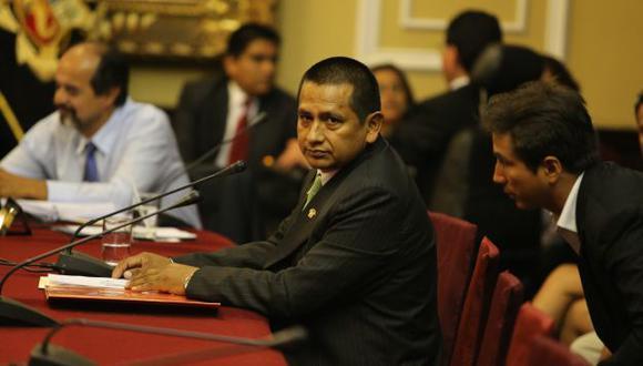 Acha también está involucrado en las donaciones con fines proselitistas. (Martín Pauca/Peru21)