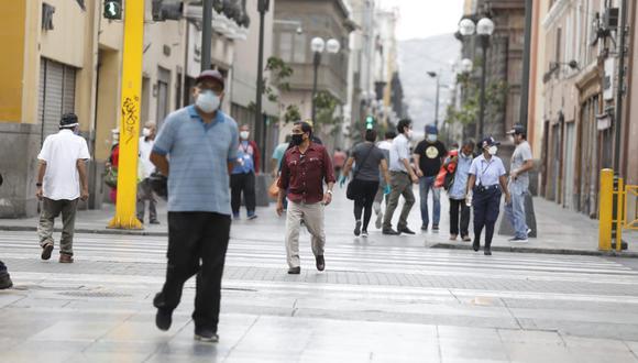 Todas las regiones del país se han visto afectadas a consecuencia de la pandemia, lo cual ha tenido un impacto en sus resultados, según IPAE. (Foto: GEC)
