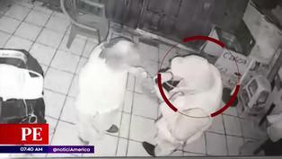 Cercado de Lima: Falsos trabajadores secuestran a vigilante y roban 150 mil soles de galería