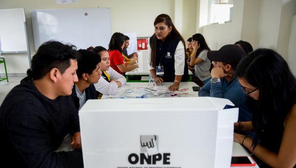 El presidente Francisco Sagasti señaló que no se piensa cambiar la fecha de las Elecciones 2021. (Foto: Miguel Yovera / GEC)