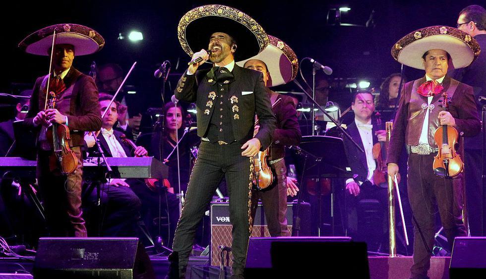 Alejandro Fernández recibirá el Premio de Herencia Hispana de música en Estados Unidos. (Foto: AFP)