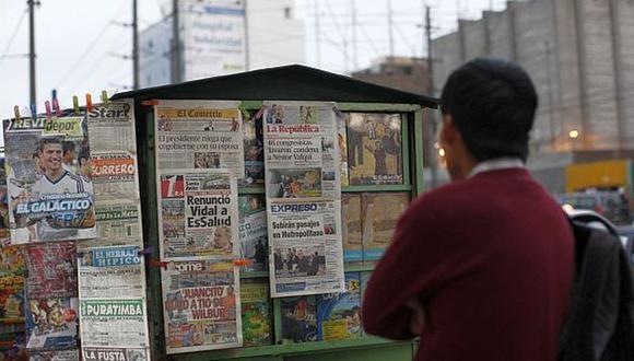 La SNRTV se mostró en contra de la propuesta de Perú Libre sobre los medios de comunicación. (Foto: GEC)
