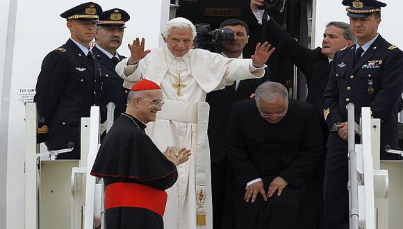La condena del Vaticano fue aprobada por el papa Benedicto XVI. (Reuters)