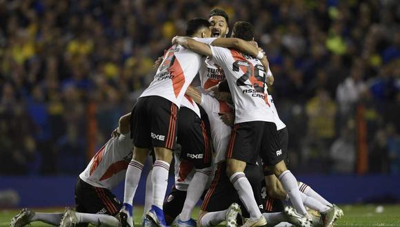 River Plate vs. Rosario Central se enfrentan en la Superliga Argentina. (Foto: AFP)