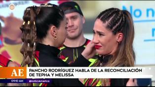 """Pancho Rodríguez tras la reconciliación de las hermanas Loza: """"Tepha soñaba hace años con ese abrazo"""""""