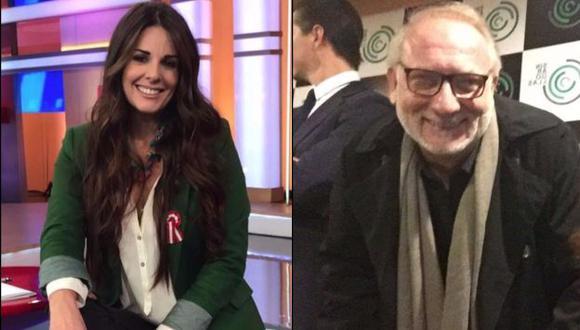 Rebeca Escribens y Fernando Bakovic estarán en la película 'Utopía'. (Créditos: USI)