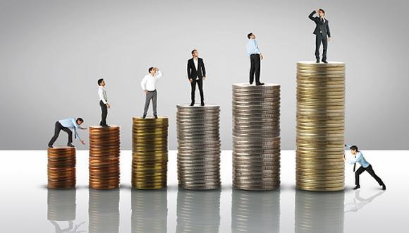 Ingreso por habitante y desigualdad de ingresos. (Getty)