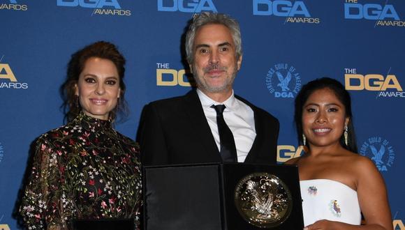 """Director de la película """"Roma"""" promueve campaña a favor de las empleadas domésticas en tiempos de COVID-19. (Foto:  AFP)"""