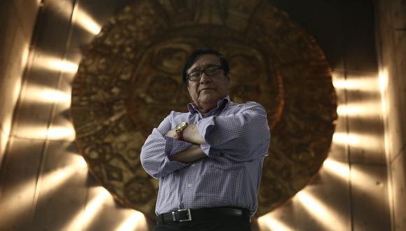 Óscar Colchado es autor del maravilloso libro 'Rosa Cuchillo'.