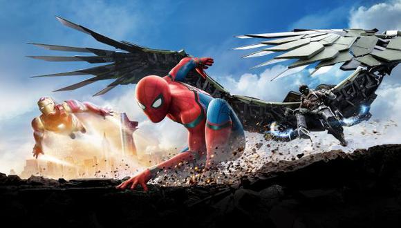 'Spider-Man: Homecoming' se convirtió en la película de superhéroes más taquillera del 2017 (Marvel)