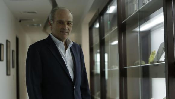 Roque Benavides advierte que la economía no avanza al ritmo que quisieran los peruanos. (Piko Tamashiro/Perú21)