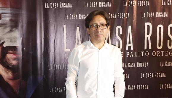 Palito Ortega fue director de 'Dios tarda pero no olvida', 'Sangre inocente', 'El rincón de los inocentes' y 'La casa rosada', que se estrenará este año en nuestro país (USI).