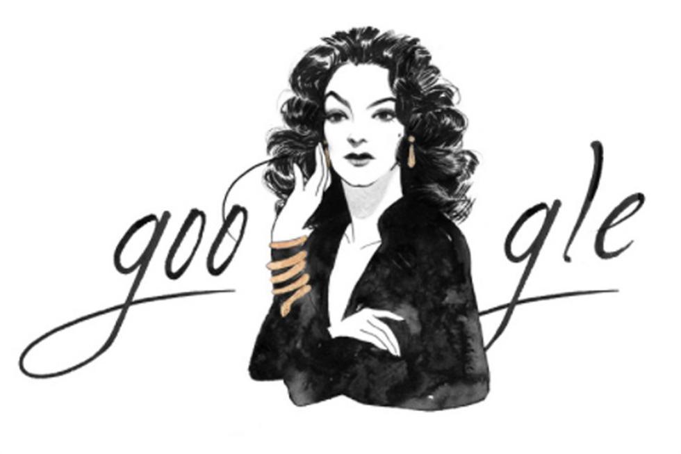 Doodle Maria Félix: ¿Quién es esta mujer a quien Google le rinde un homenaje? (Google)