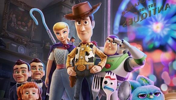 """""""Toy Story 4"""" ha recibido """"críticas brillantes"""", y la publicación especializada Variety pronostica que se exhibirá """"largamente"""" en salas. (Foto: Pixar)"""
