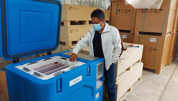 Apurímac: las congeladoras llegarán a los establecimientos de salud que padecen de dificultades en el suministro de energía eléctrica. (Foto: Diresa Apurímac)