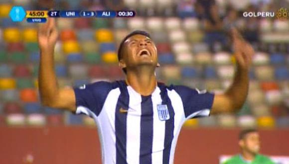Alianza Lima vs. Universitario: Revive los goles del triunfo  blanquiazul (Captura)