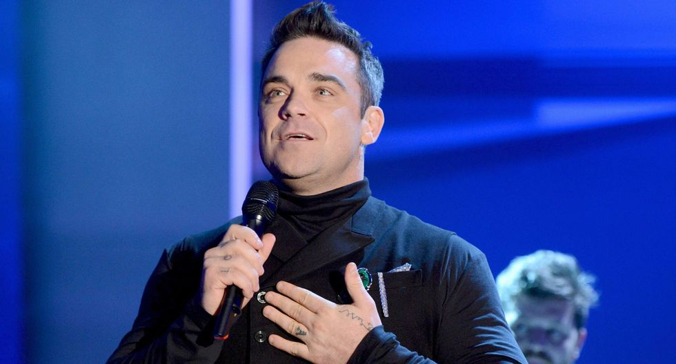Robbie Williams suspendió su gira en setiembre por problemas de salud. (Créditos: EFE)