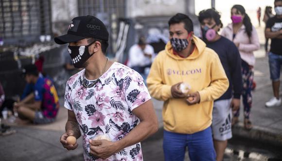 Gobierno amplió la suspensión perfecta hasta el 5 de abril. (Foto: AFP)