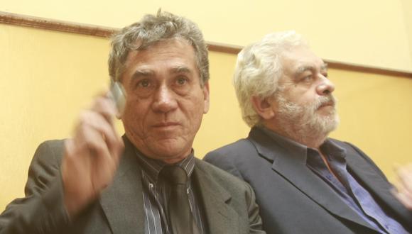 Alfredo Crespo y Manuel Fajardo tienen mucho que explicar. (Perú21)