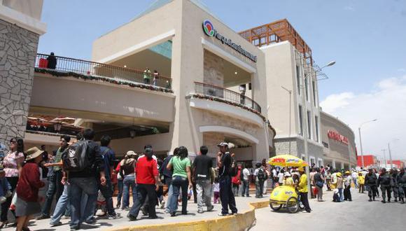 Comercio crece en todo el Perú. (Heiner Aparicio)