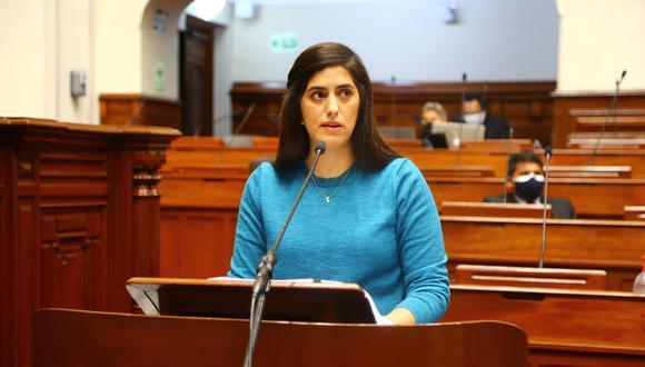 La censura de la ministra Alva es impulsada por Podemos, UPP, Frente Amplio y Frepap (Congreso).