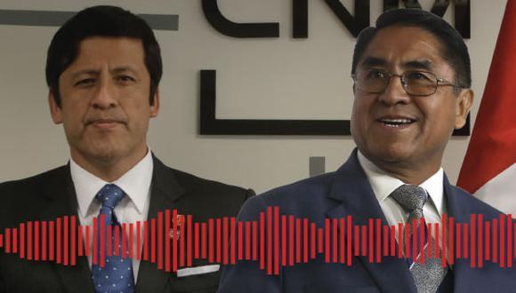 CNM audios: Escucha cómo nombran a la cuñada de Guido Aguila en la Corte Superior del Callao.