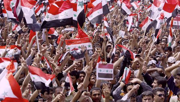 Irak: Tiroteo contra manifestantes deja al menos 16 muertos en Bagdad. (Foto referencial: AFP)